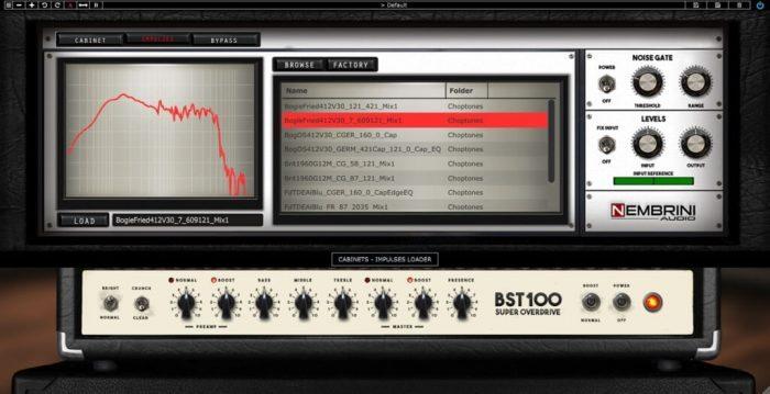 Nembrini Audio BST100 IR loader