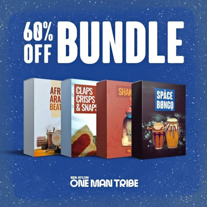 One Man Tribe Bundle 60 OFF