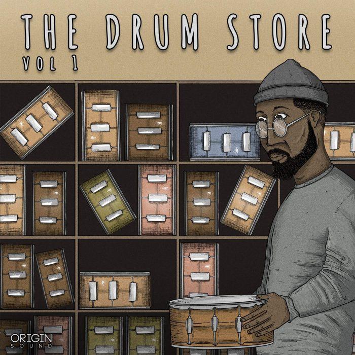 Origin Sound Drum Store Vol 1