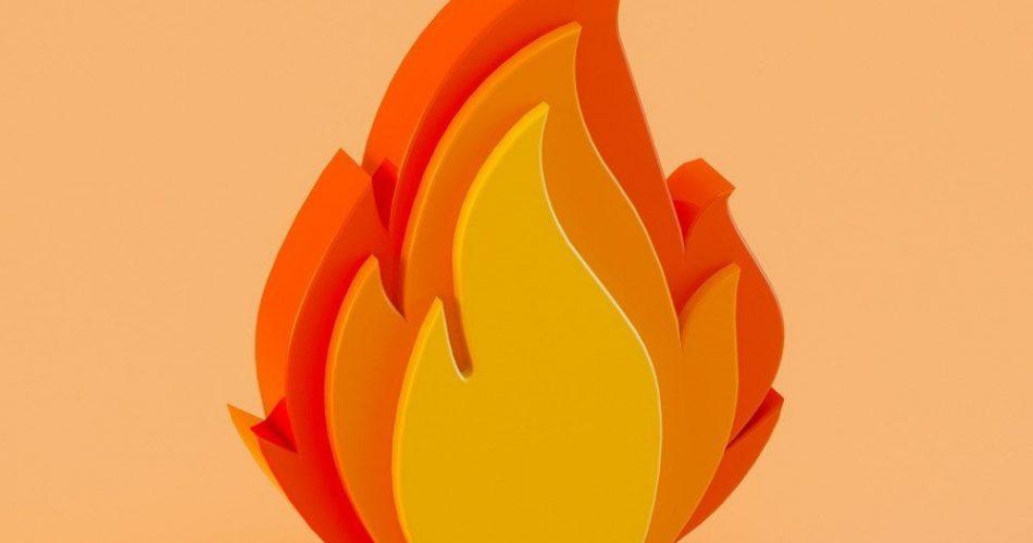 Origin Sound Fire Emoji