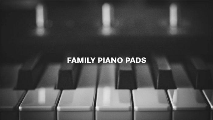 Pianobook Family Piano Pads