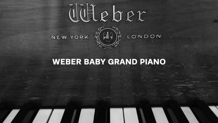 Pianobook Weber Baby Grand