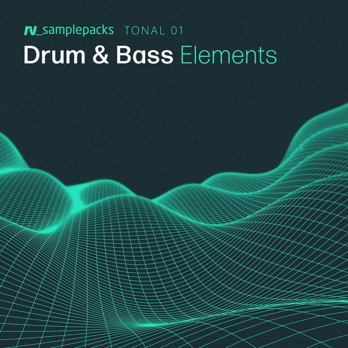 RV Samplepacks Tonal 01 Drum & Bass Elements