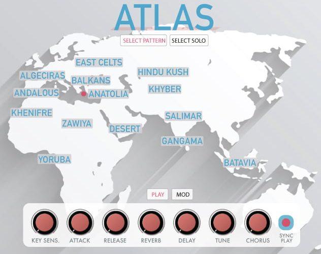 Rast Sound Atlas