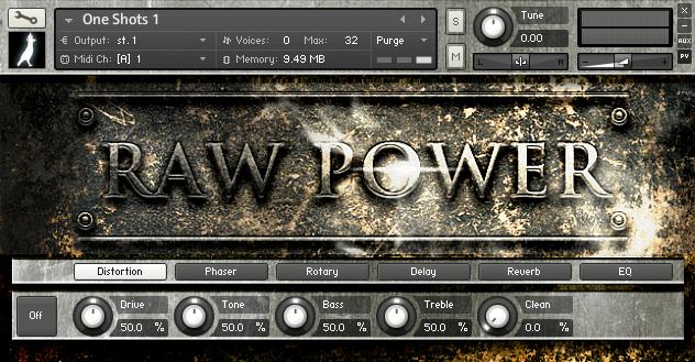 Riverwood Air Raw Power