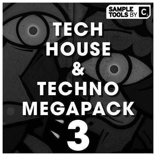 Sample Tools by Cr2 Tech House & Techno Megapack Vol 3