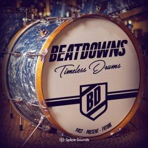Splice Sounds Beatdowns Timeless Drums