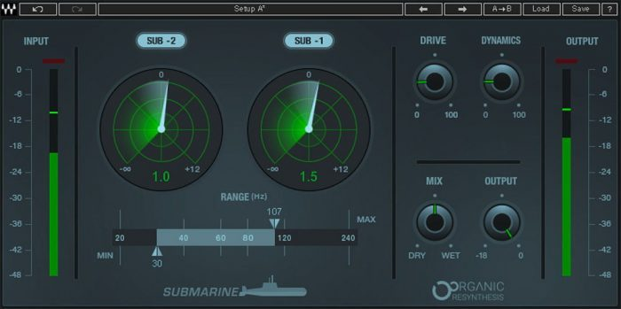 Waves Audio Submarine