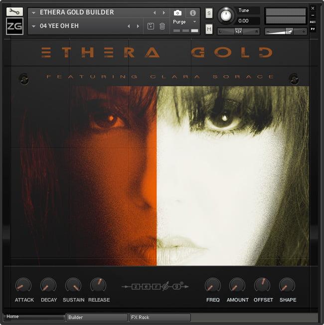 Zero G Ethera Gold