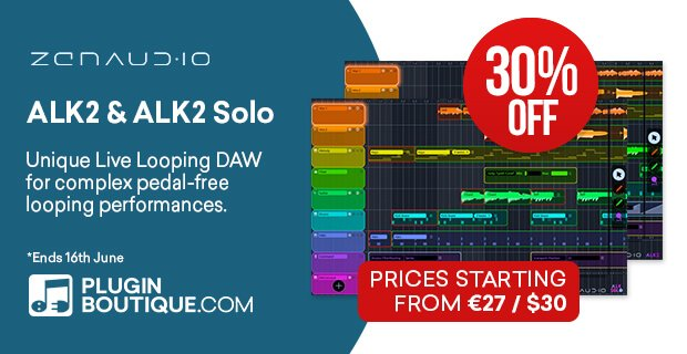 zenAudio ALK2 30% OFF
