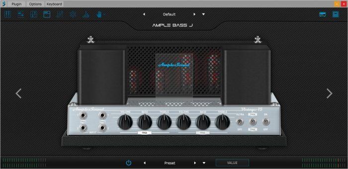 Ample Sound Amp