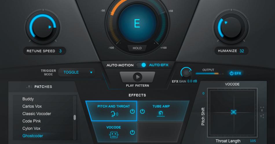 Antares Auto Tune EFX plus