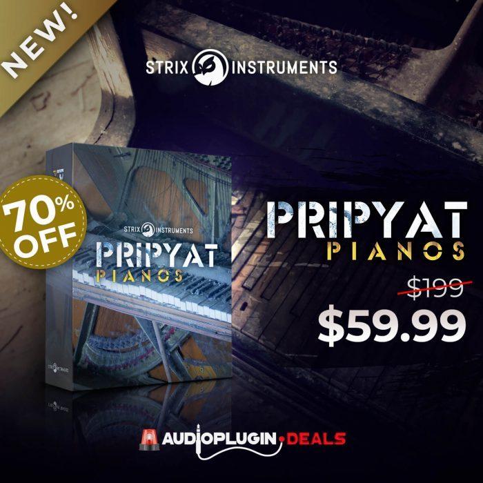 Audio Plugin Deals PRIPYAT Pianos
