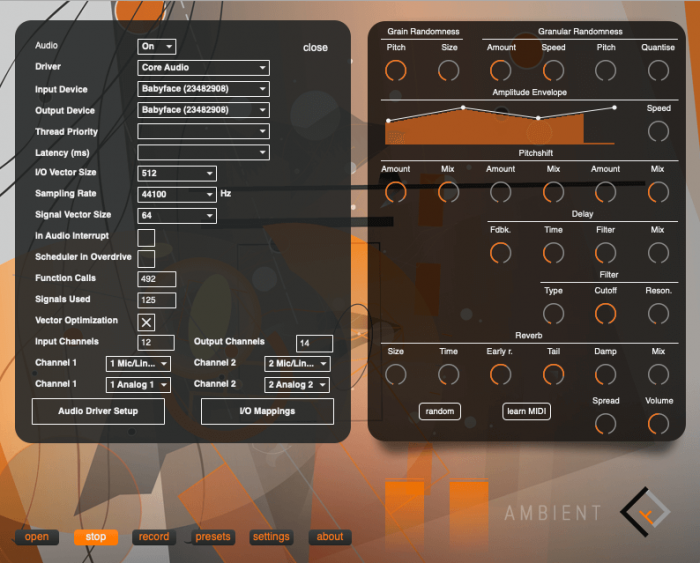 Audiobulb Ambient v4