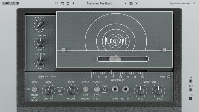 Audiority PlexiTape