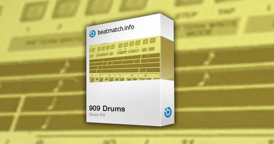 Beatmatch 909 Drums Drum Kit