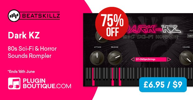 Beatskillz Dark KZ on sale for $9 USD