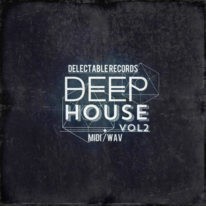 Delectable Records Deep House MIDI Vol 2