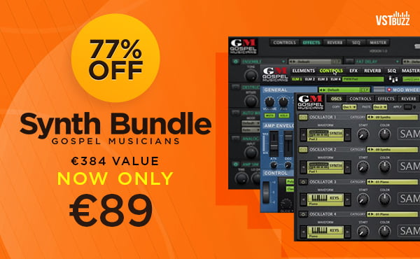 Gospel Musicians Synth Bundle