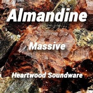 Heartwood Soundware Almandine