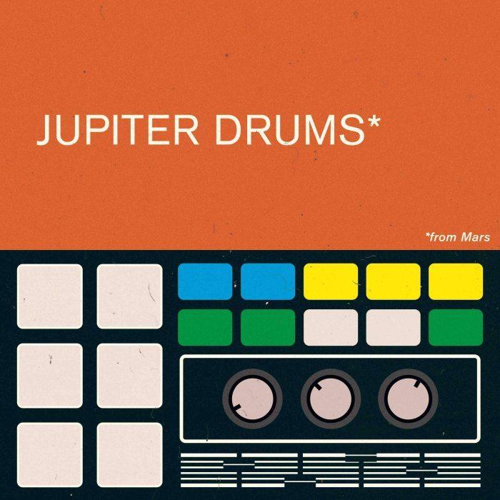 Jupiter Drums From Mars