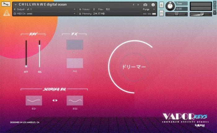 Karanyi Vapor Keys GUI