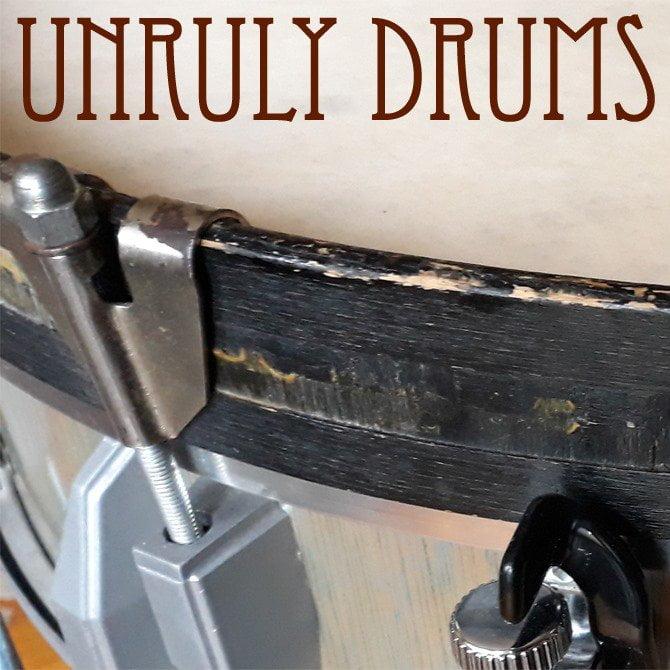 Karoryfer Unruly Drums