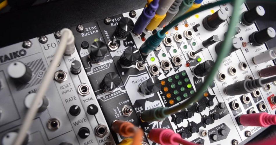 Noise Engineering Viol Ruina feat
