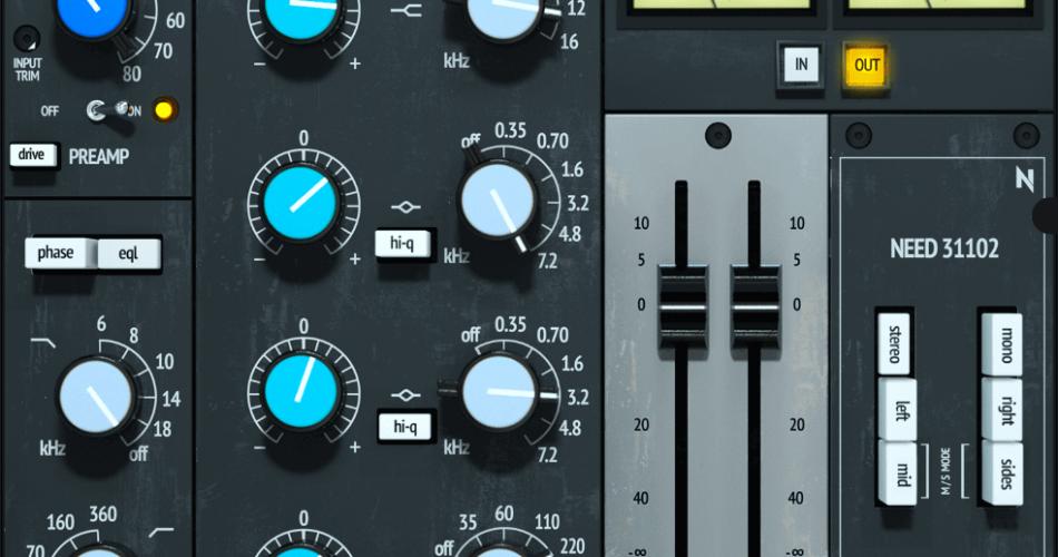 NoiseAsh Need 31102 Console EQ