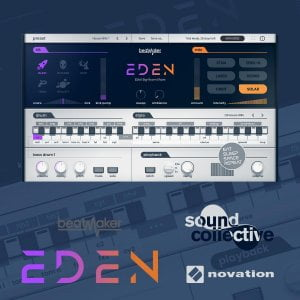 Novation Sound Collective Eden