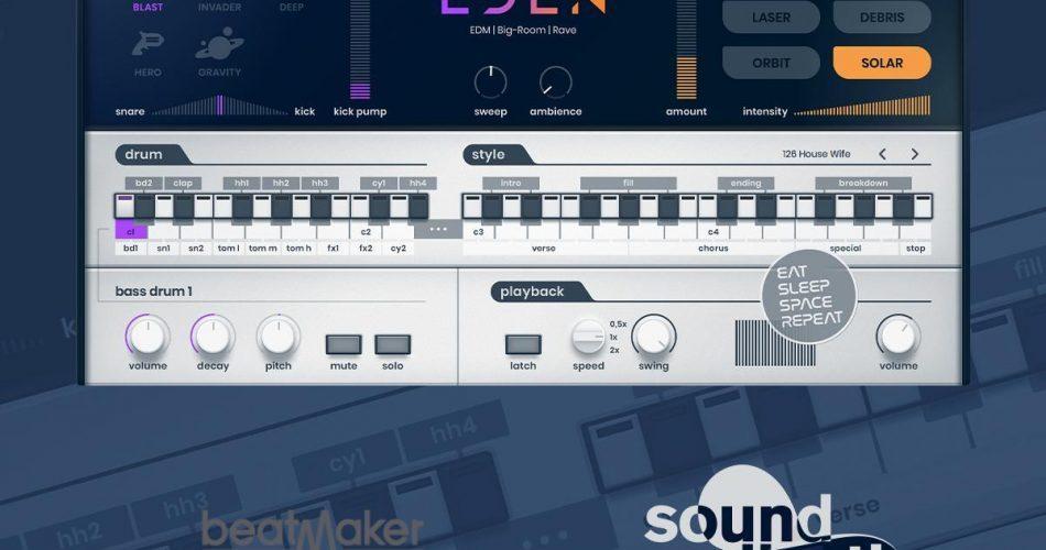 Novation Sound Collective Eden