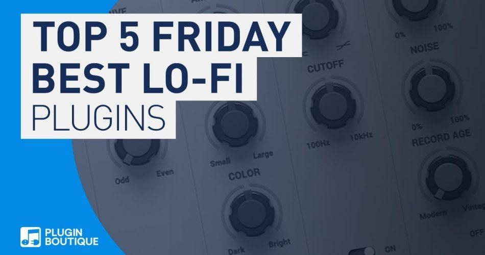 PIB Top 5 Friday LoFi
