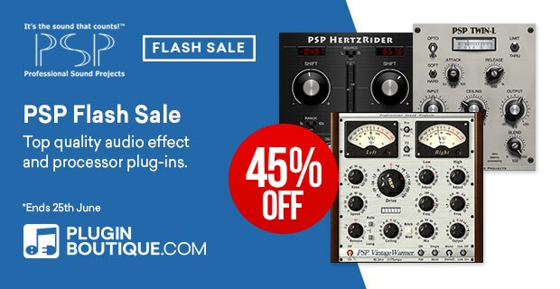 PSP Audioware Flash Sale 45