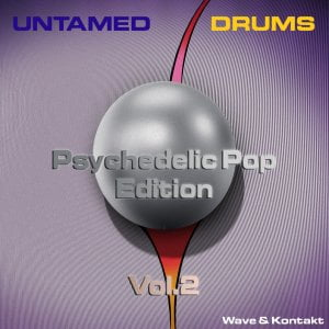 Past To Future Samples Untamed Drums Psychedelic Pop Edition Vol 2