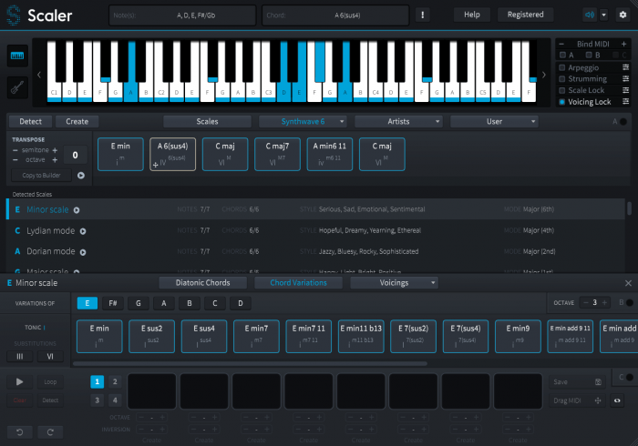 Plugin Boutique Scaler 1.8