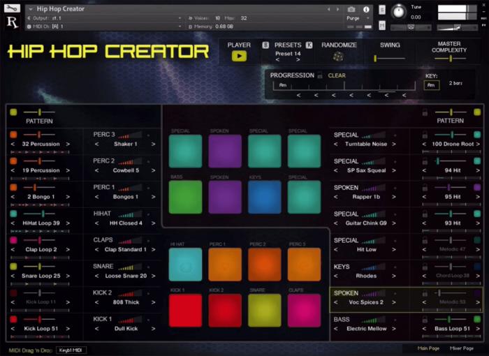 Realitone Hip Hop Creator