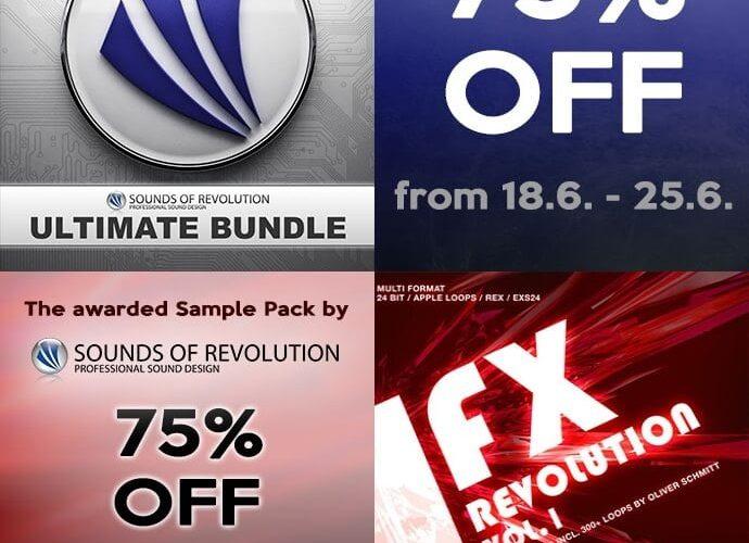 Resonance Sound Bundle Sale