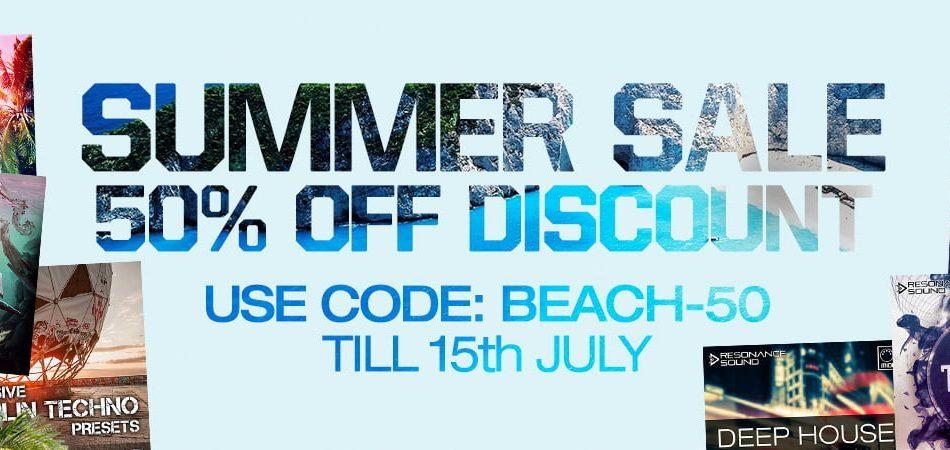 Resonance Sound Summer Sale 2019