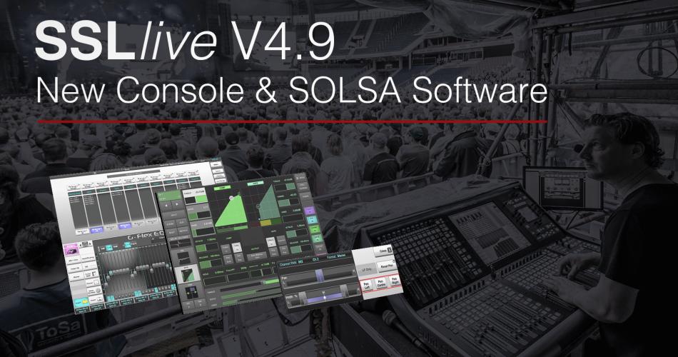 SSllive V4.9 software
