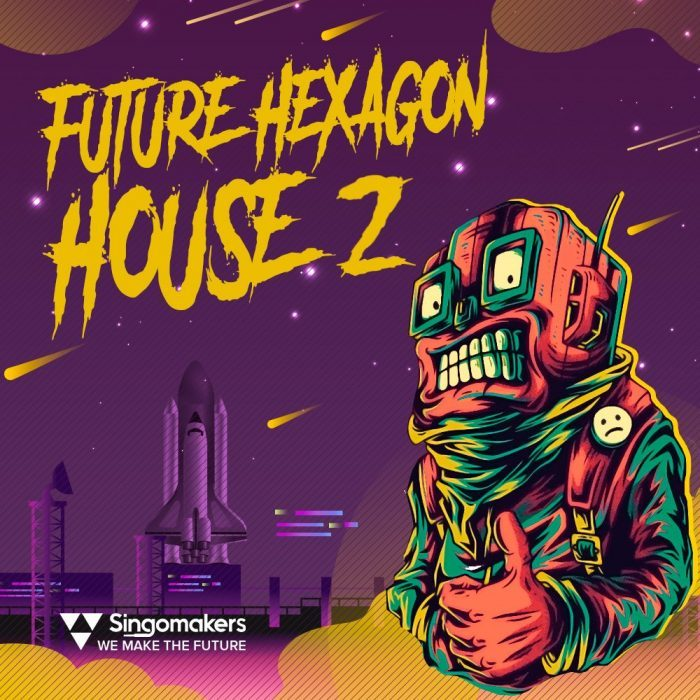Singomakers Future Hexagon House 2