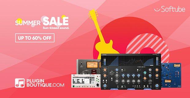 Softube Summer Sale