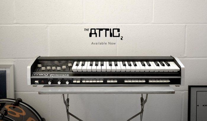 Soniccouture Attic 2 available