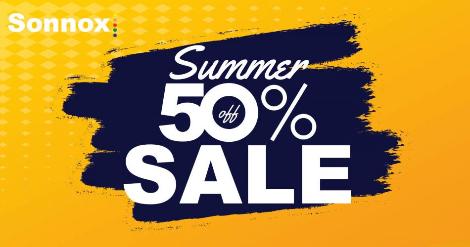 Sonnox Summer Sale 2019