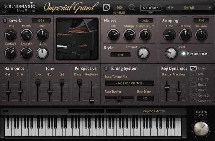 Sound Magic Imperial Grand