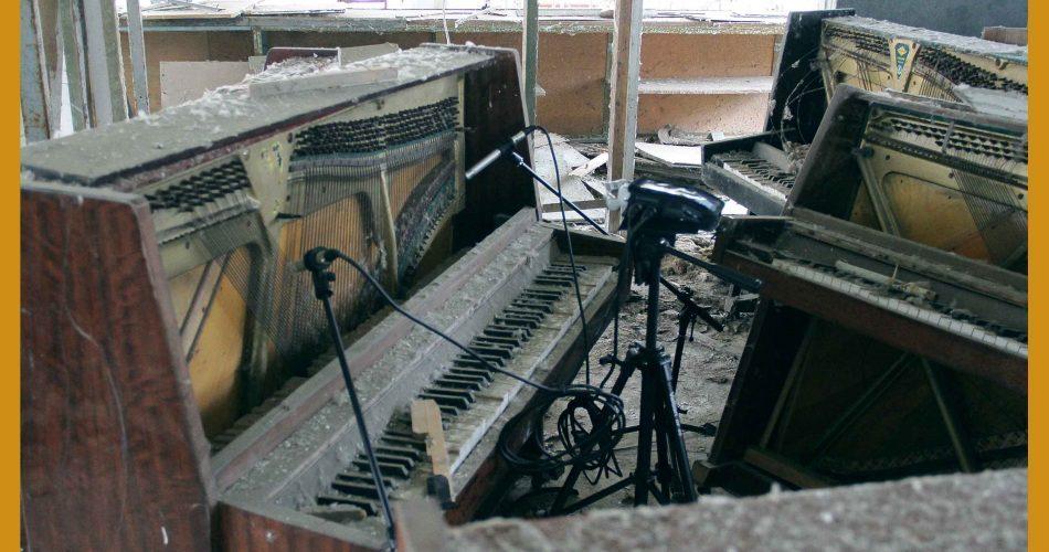 Strix Instruments PRIPYAT Pianos feat