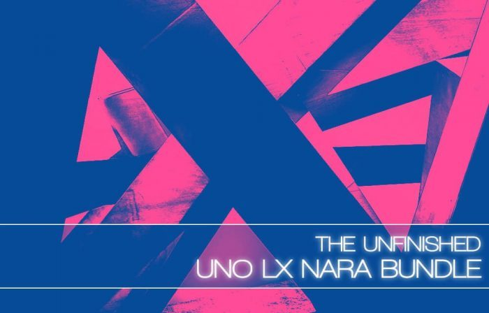 The Unfinished UNO LX Nara Bundle
