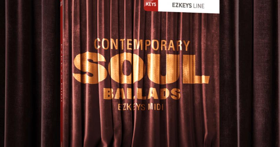 Toontrack Contemporary Soul Ballads EZkeys MIDI