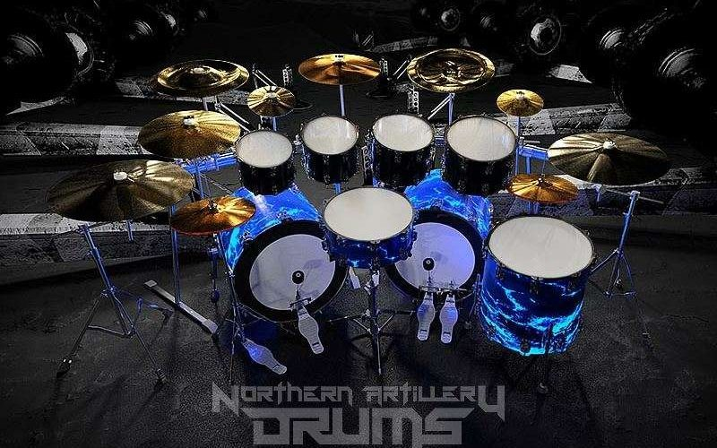 Urgitone Northern Artillery Drums