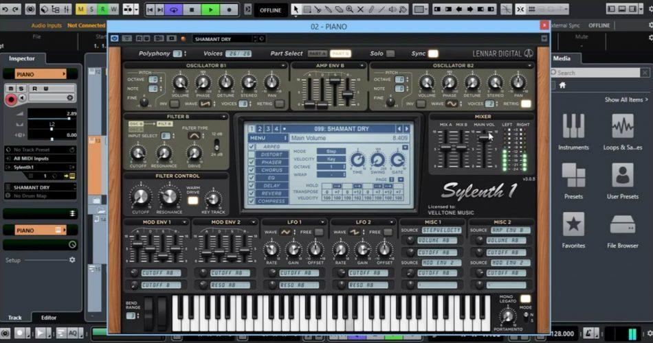 Velltone EDM Piano Bundle