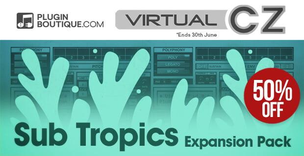 VirtualCZ Sub Tropics 50 OFF